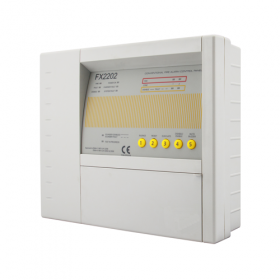 FX2202CFCPD Conventional 2 Zone Control Panel