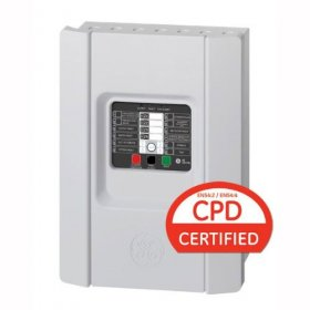 ZP1-F4-03 ZP1 Conventional Panel 4 Zone with EOL units