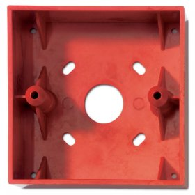 SR Surface Mounting Box, RED