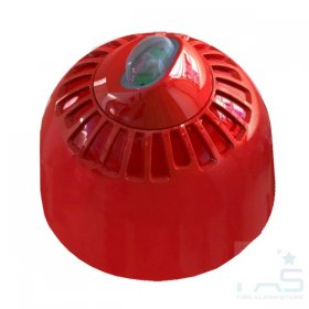 FC-323-WA2: FireCell Wall Beacon VAD Only (Red)