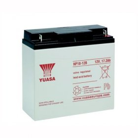 NP17-12 Yuasa 12v 17A/h Sealed Lead Acid Battery