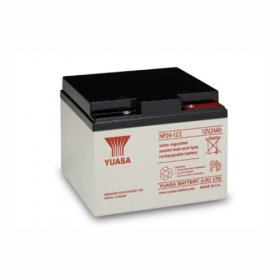 NP24-12 Yuasa 12v 24A/h Sealed Lead Acid Battery