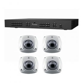 TruVision DVR 15HD Video Kit inc. Cameras