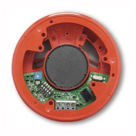 AS368 Base Sounder, Multi Tone RED