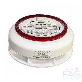 FCX-191-200: FireCell Wireless Sndr/VI/Detector Base Only