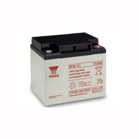 NP38-12I Yuasa 12v 38A/h Sealed Lead Acid Battery