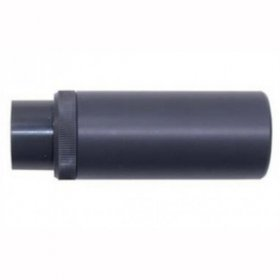 01-10-9380: PA-PVC Non Return End Cap for blow through systems