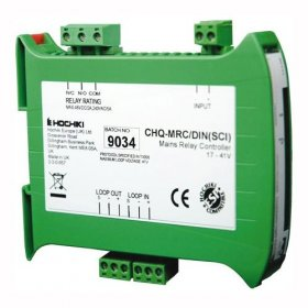 CHQ-MRC2/DIN(SCI) Main Rated Relay Controller DIN Format