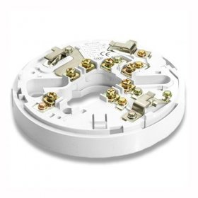 YBO-R/6PA(WHT) Conventional 2 Wire Base - White