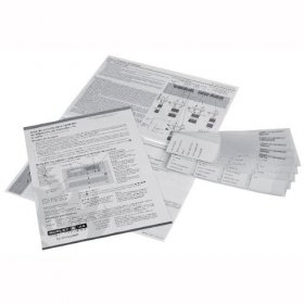 795-108-001 DXc replacement text inserts