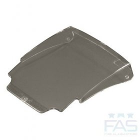 44251-175: Transparent Hinged Cover- New Apollo MCP (Pk10)