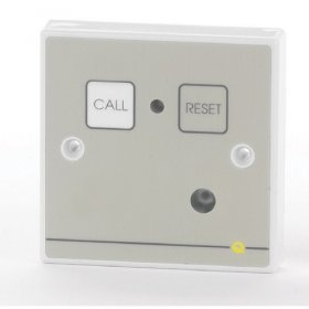 QT609R: Quantec call point, button reset with infrared receiver