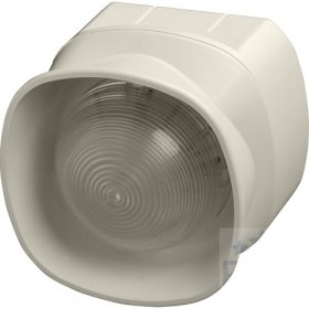 55000-294: Multi-Tone Wall Sounder VI White with Isolator