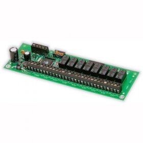 K547 Syncro I/O 8 Way Relay Extender Board