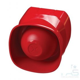 55000-278: XP95 Loop Powered Wall Sounder Red