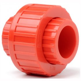 01-10-9247: ABS003R Red 25mm Socket Unions (Single)
