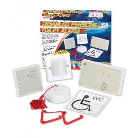 NC951: Emergency assistance/disabled persons alarm kit