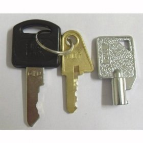 KEY-ZP3 Replacement Key (Set of 3)