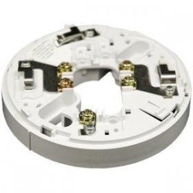 YBO-R/3 (WHT) Sounder Mounting Base. White
