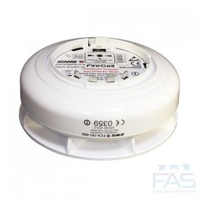 FCX-191-000: FireCell Wireless Sndr/Detector Base Only