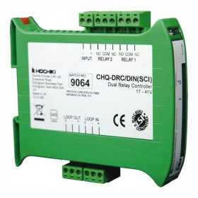CHQ-DRC/DIN(SCI) Dual Relay Controller DIN Format