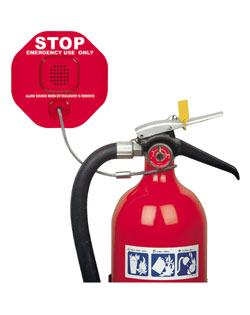 STI 6200: Fire Extinguisher theft Stopper