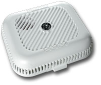 Ei105R Optical Smoke Alarm. Built-in 1A Relay