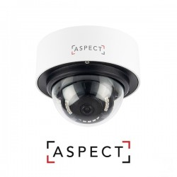 Aspect Profressional 3MP IP Low Light Fixed Dome Camera