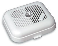 Ei100S Ionisation Smoke Alarm. Hush Button